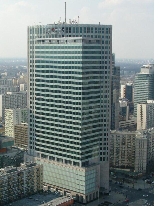 Warsaw Financial Center - fot. Leinad/Wikimedia