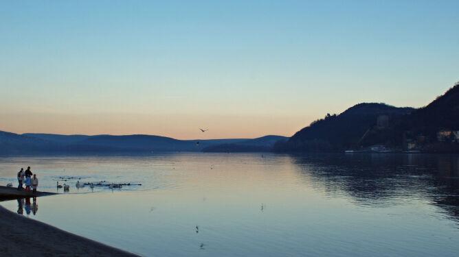 Dunaj wysycha. Najmniej wody od 60 lat