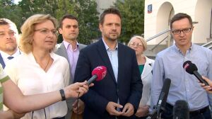 """Trzaskowski ostrzega przed """"lex deweloper"""": grozi nam totalny chaos"""