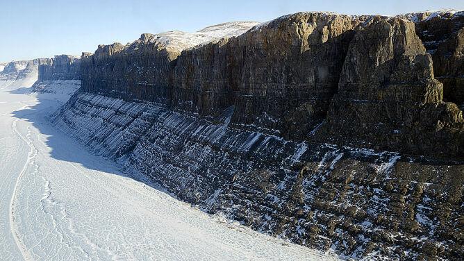 Naukowcy odkrywają tajemnice Antarktydy. Znaleźli największy kanion na świecie