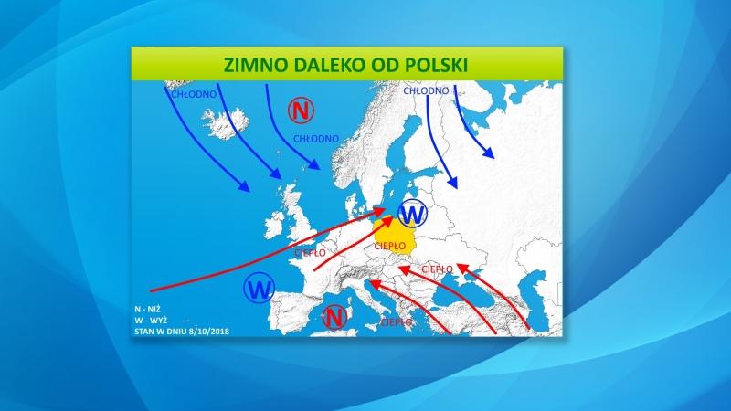 Prognoza pogody na 16 dni Tomasza Wasilewskiego