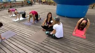 Hatha joga - aktywność dla osób w każdym wieku