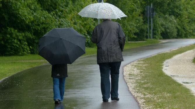 Opady, silny wiatr, chłód. Prognoza pogody na pięć dni