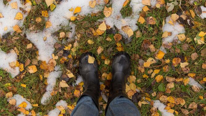 Pogoda na weekend: chwyci mróz, spadnie deszcz ze śniegiem. A co w kolejnych dniach?