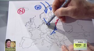 Tomasz Wasilewski o pogodzie w Europie